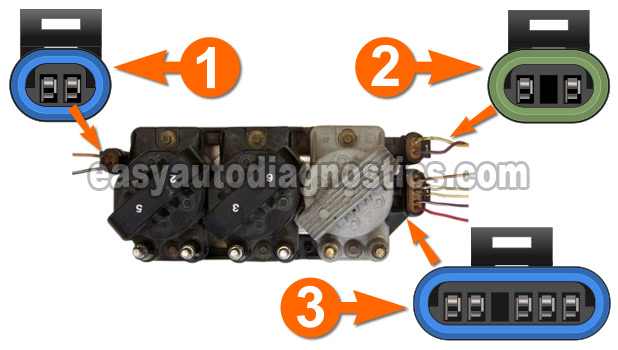 download Chevrolet Lumina Engine Control Module workshop manual