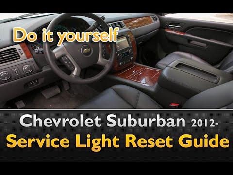 download Chevrolet Suburban 1500 workshop manual