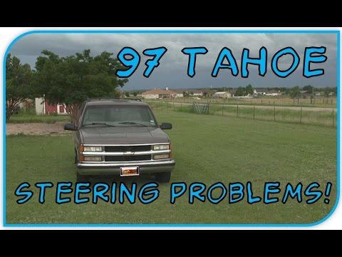 download Chevrolet Tahoe workshop manual
