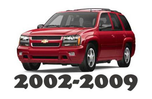 download Chevrolet Trailblazer workshop manual