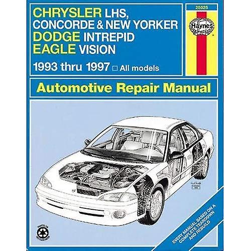 download Chrysler Concorde workshop manual