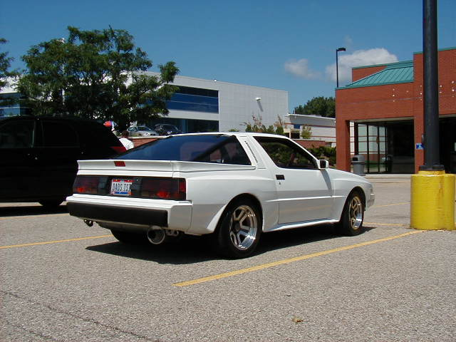 download Chrysler Conquest workshop manual