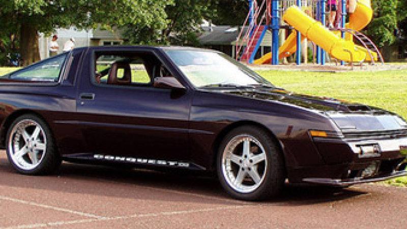 download Chrysler Conquest workshop manual