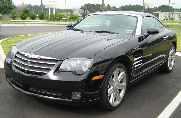 download Chrysler Crossfire workshop manual
