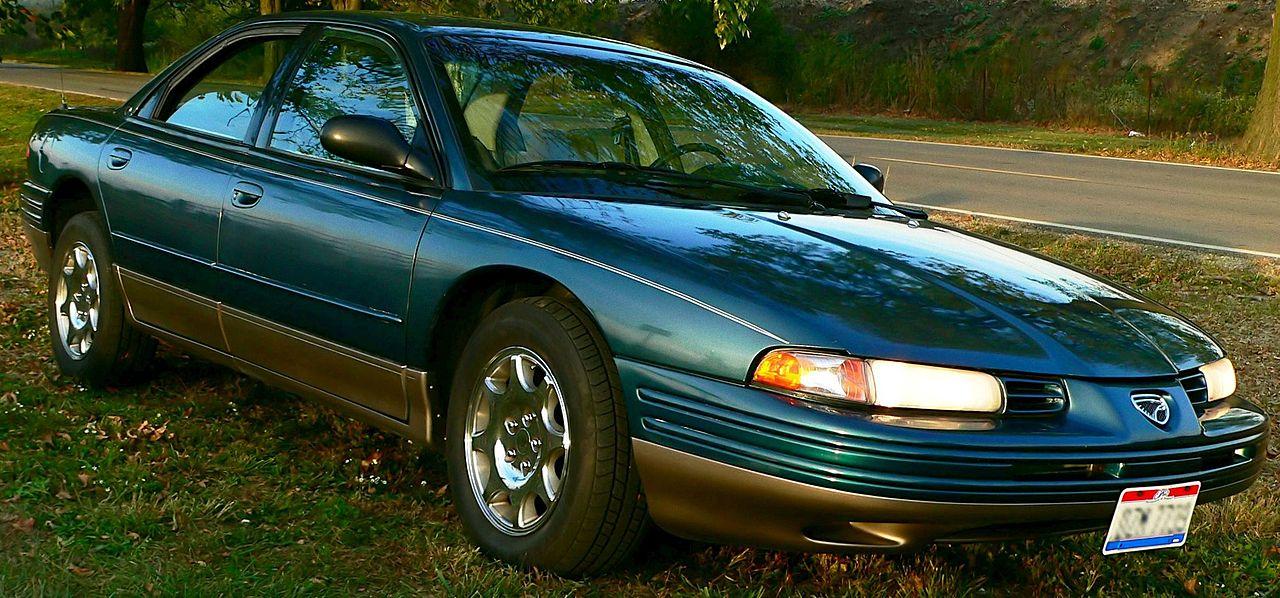 download Chrysler Dodge Eagle LH workshop manual