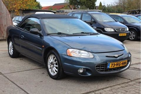 download Chrysler JR Sebring workshop manual