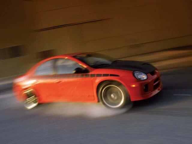 download Chrysler PL SRT 4 Neon workshop manual