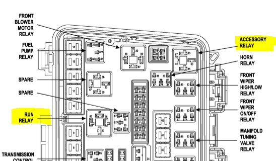 download Chrysler Pacifica CS workshop manual