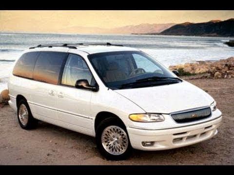 download Chrysler RS Town Country Dodge Caravan Voyager WSRM workshop manual