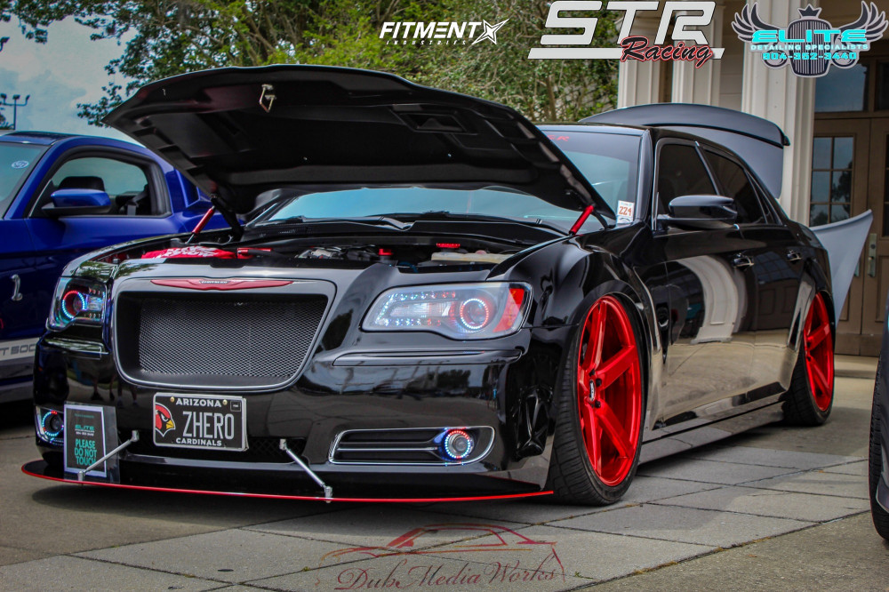 download Chrysler SRT 8 workshop manual