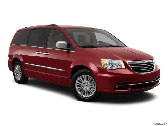 download Chrysler Town Country R workshop manual