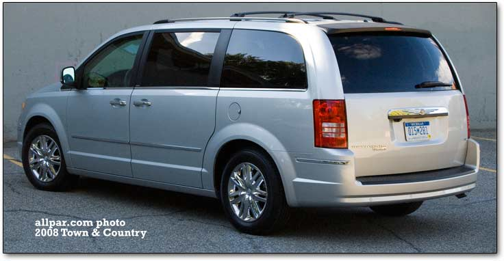 download Chrysler Town Country workshop manual