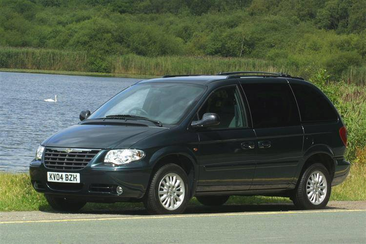 download Chrysler Voyager 05 07 workshop manual