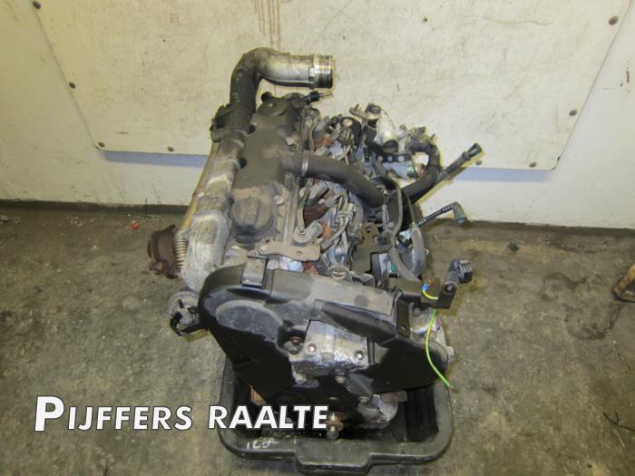 download Citroen Jumpy 2.0 HDi Engine types RHX workshop manual