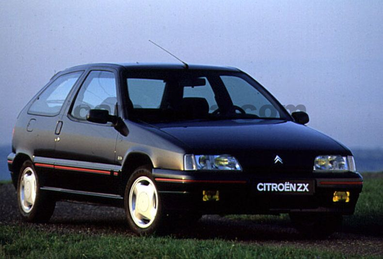 download Citroen ZX cc 8V Hatchback workshop manual