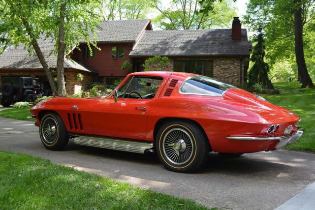 download Corvette 350 396 workshop manual