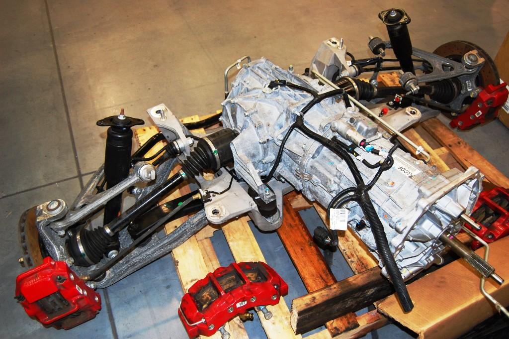 download Corvette Assembly workshop manual