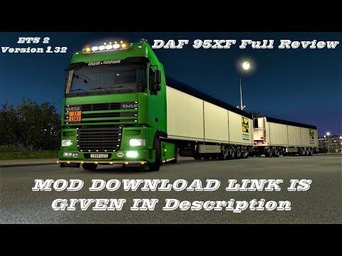 download DAF 95XF Trucks workshop manual