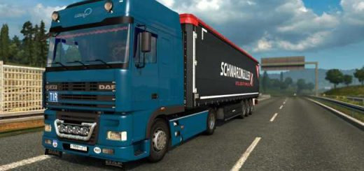 download DAF 95XF workshop manual