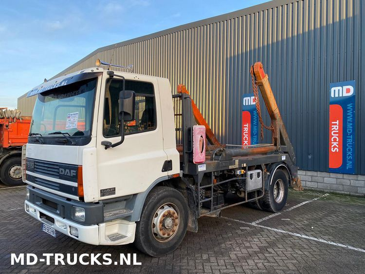 download DAF CF 75 workshop manual