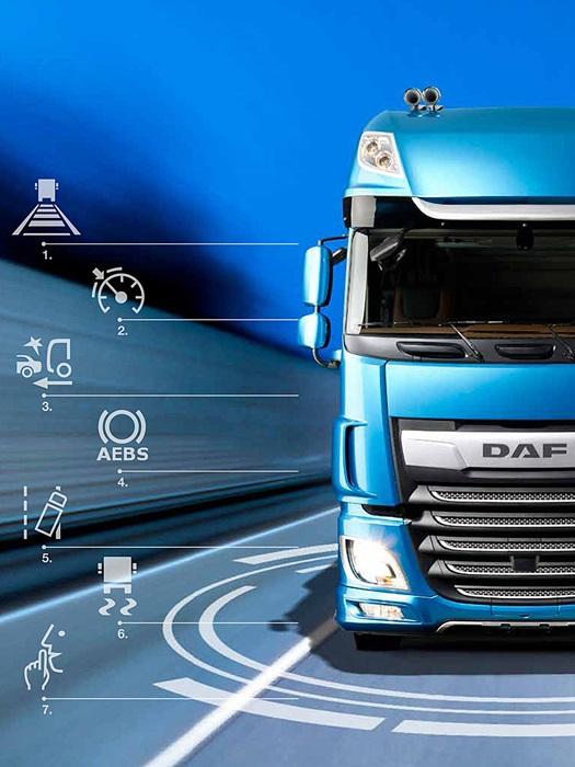 download DAF XF able workshop manual