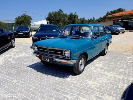 download DATSUN 1200 Range workshop manual
