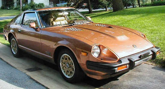 download DATSUN 280Z workshop manual