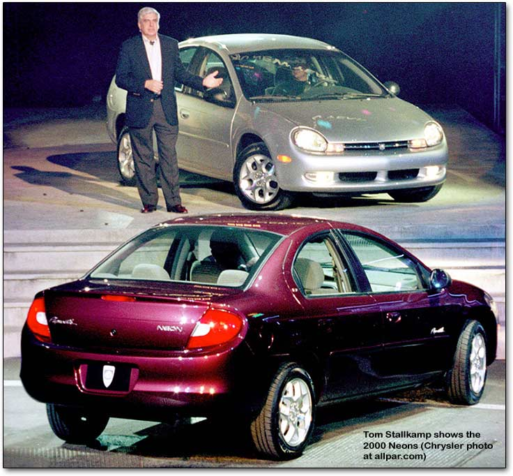 download DODGE NEON CHRYSLER NEON PLYMOUTH NEON workshop manual
