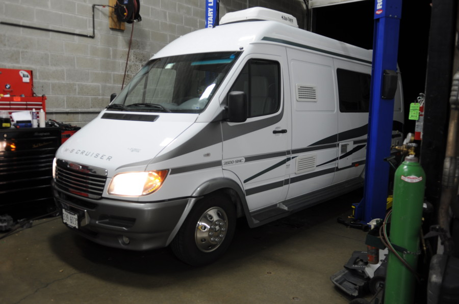 download DODGE SPRINTER workshop manual