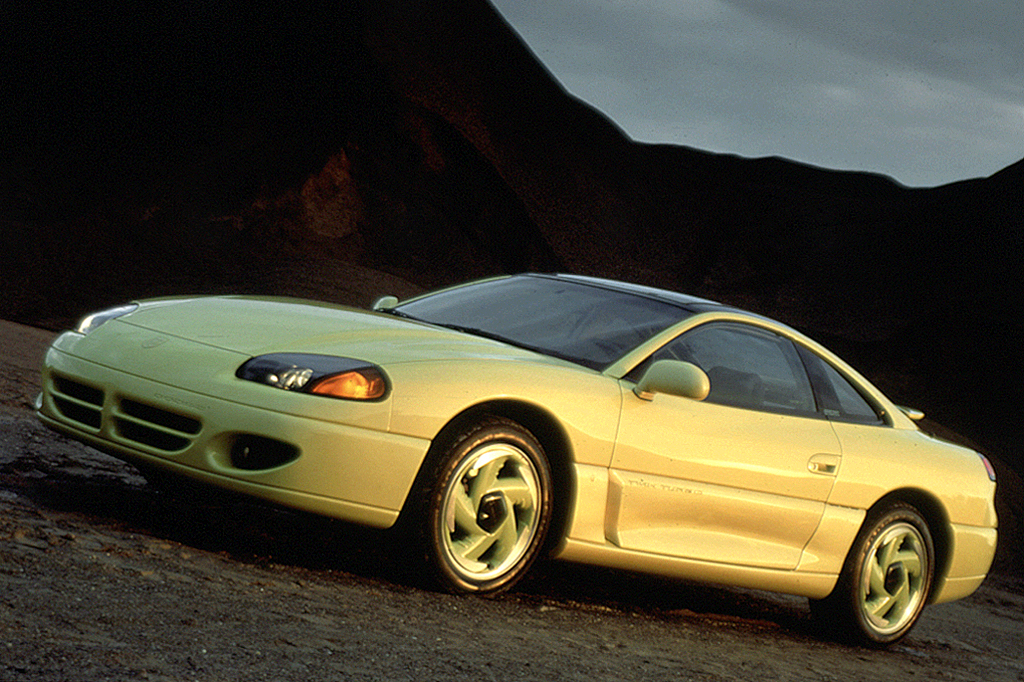 download DODGE STEALTH VOLUME 2 workshop manual
