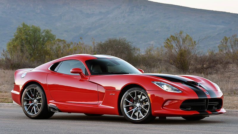 download DODGE VIPER workshop manual
