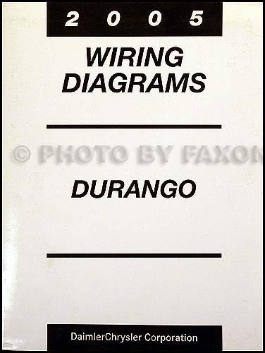 download DURANGOModels workshop manual