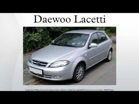 download Daewoo Lacetti workshop manual
