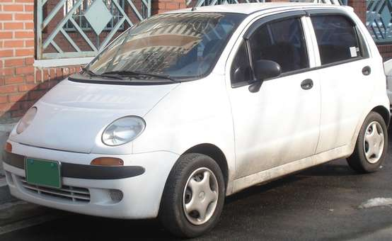 download Daewoo Matiz workshop manual