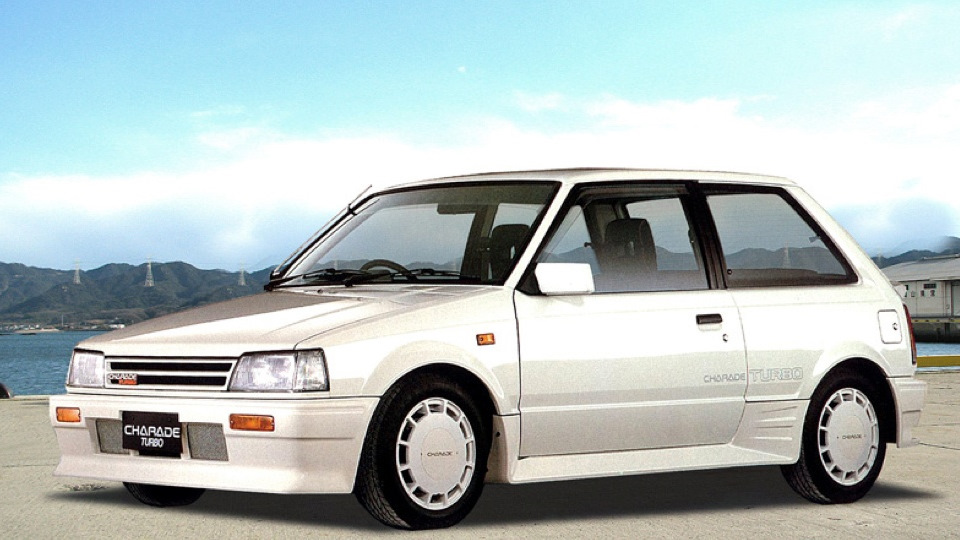 download Daihatsu Charade workshop manual