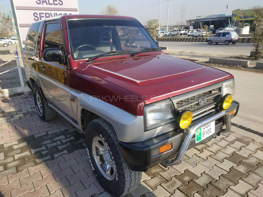 download Daihatsu Feroza Car workshop manual