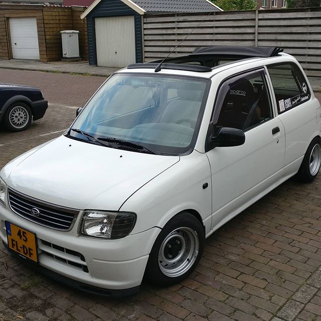 Download Daihatsu Mira L701 1998