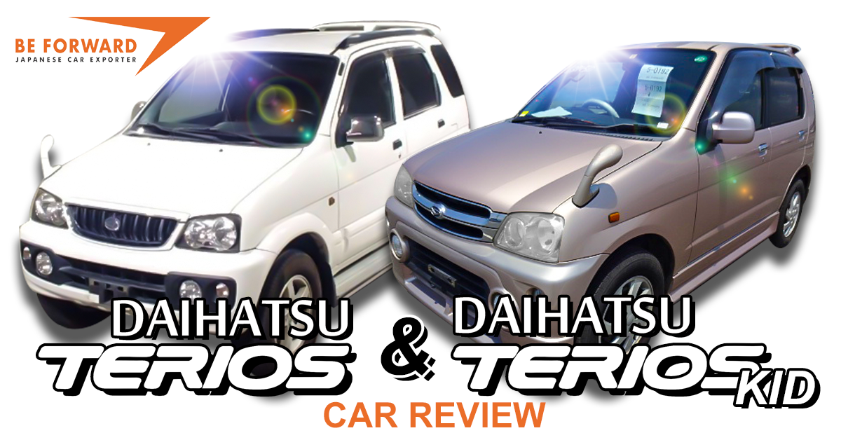 download Daihatsu Terios J100 workshop manual
