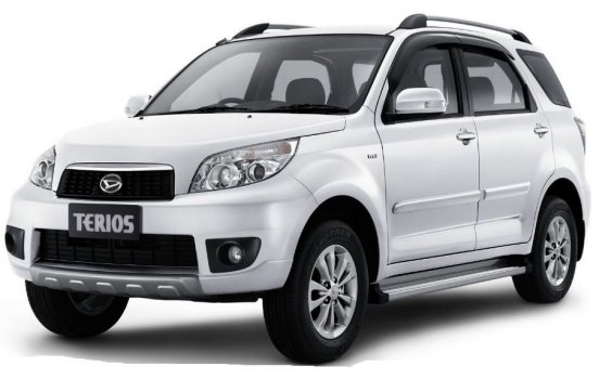 download Daihatsu Terios workshop manual