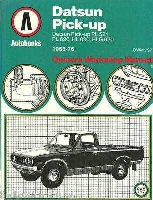 download Datsun 510 PL521 workshop manual