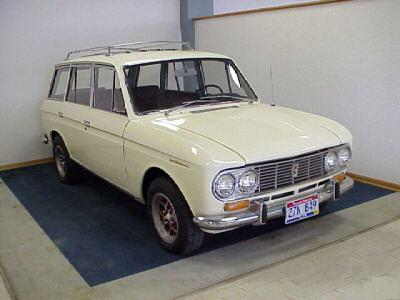 download Datsun Bluebird 410 1964 workshop manual