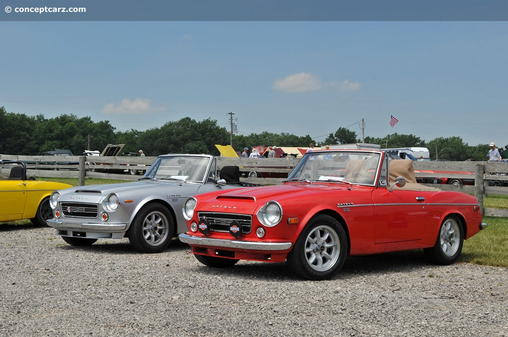 download Datsun Fairlady SR311 SRL311 workshop manual
