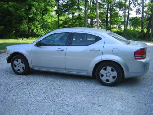 download Dodge Avenger workshop manual