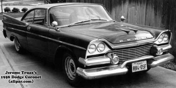 download Dodge Coronet Royal Custom workshop manual