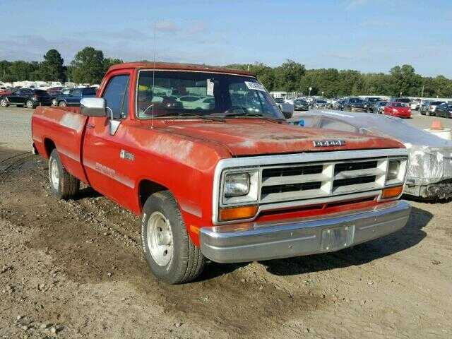 download Dodge D150 workshop manual