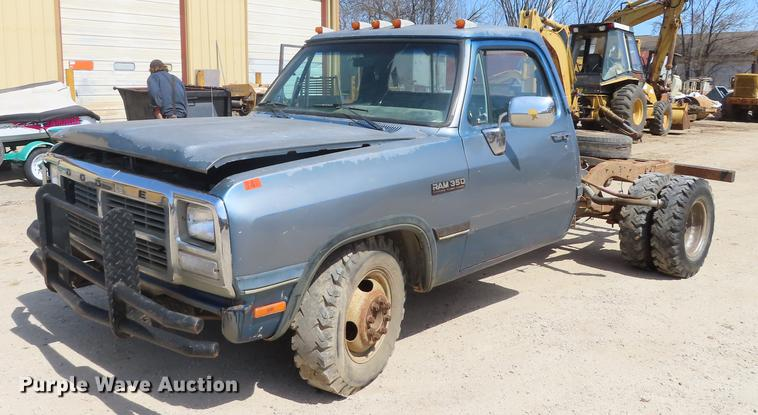 download Dodge D350 workshop manual