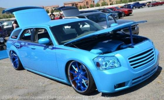download Dodge Magnum LX workshop manual