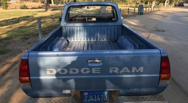 download Dodge RAM 50 workshop manual
