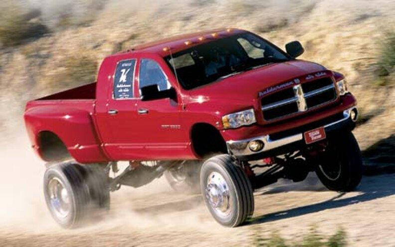 download Dodge Ram 1500 3500 workshop manual