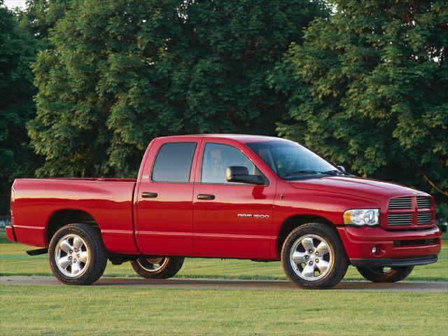 download Dodge Ram Pickup 1500 4X2 workshop manual
